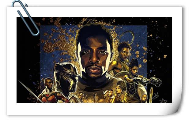 厉害了!漫威新片《黑豹》口碑解禁 IMAX海报公开!