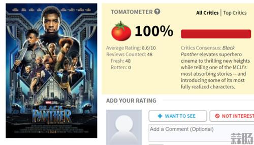厉害了!漫威新片《黑豹》口碑解禁 IMAX海报公开! 动漫 第2张