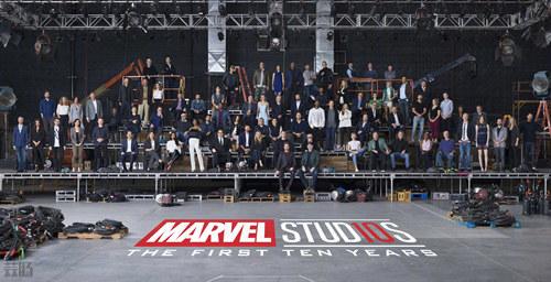 感谢10年的陪伴 庆祝漫威电影宇宙十周年 众卡司集结! 动漫 第5张