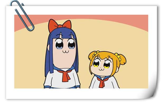 期待!《pop子和pipi美的日常》后半声优公开—梶裕贵 × 下野纮!