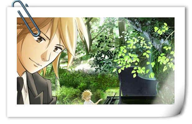 治愈又励志!TV动画《钢琴之森》4月开播!