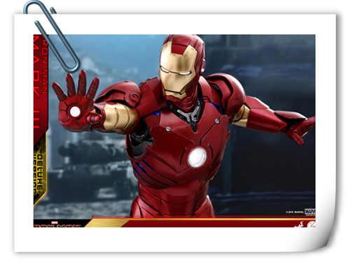 Marvel Studios成立10周年志庆 HT推出1:4 MK3经典人偶