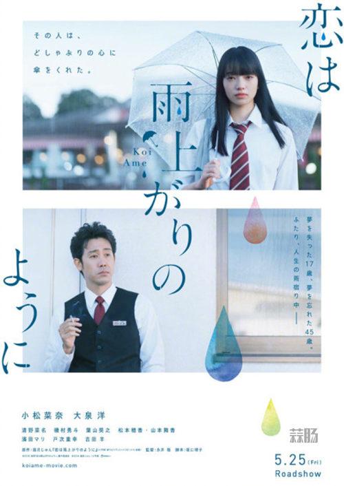 电影《恋如雨止》公布拍摄片场照!网友:还原度满分 动漫 第1张