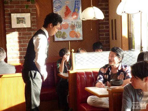 电影《恋如雨止》公布拍摄片场照!网友:还原度满分 动漫 第3张