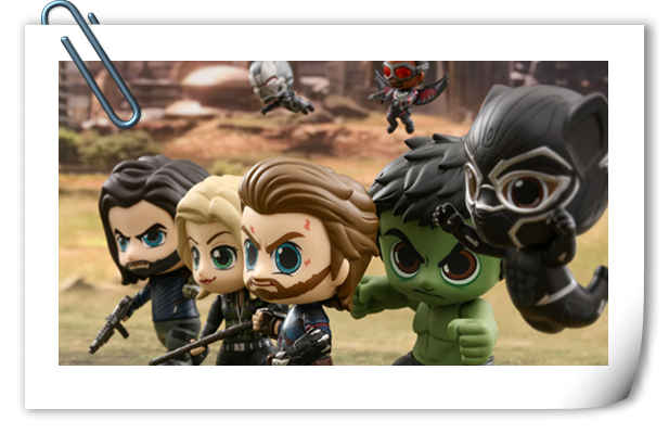 Hot Toys抢先推出漫威《复仇者联盟3:无限战争》COSBABY (S)迷你珍藏人偶