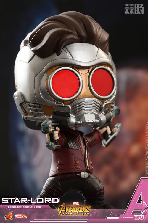 Hot Toys抢先推出漫威《复仇者联盟3:无限战争》COSBABY (S)迷你珍藏人偶 模玩 第11张