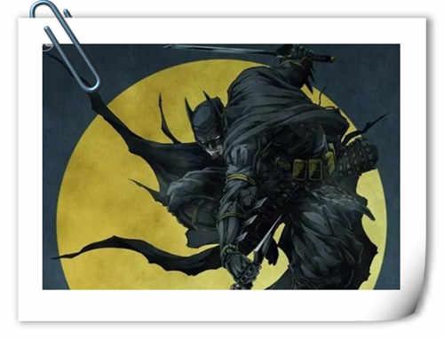日本版蝙蝠侠追加声优了 小野大辅,梶裕贵均在列