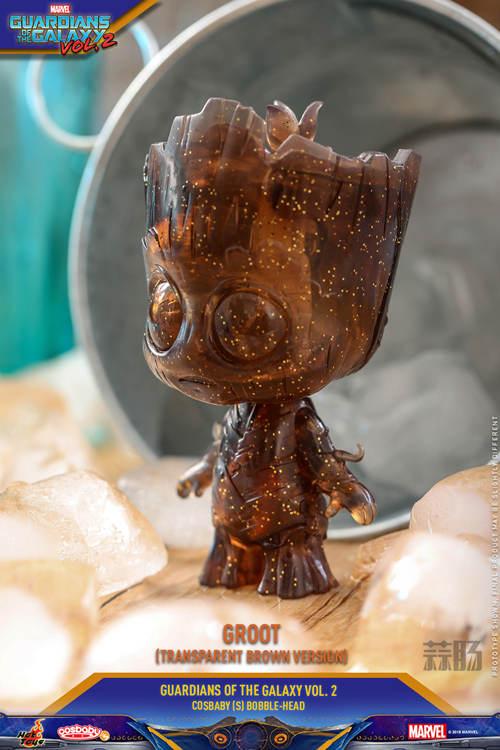 Hot Toys 推出多款《银河护卫队2》格鲁特会场限量版珍藏人偶 模玩 第4张