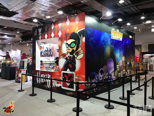 HOT TOYS《复仇者联盟3:无限战争》主题人偶展开催 漫展 第7张