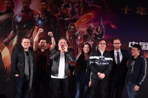 《复仇者联盟3》上海发布会 主创们谈自己最难忘的瞬间 动漫 第4张