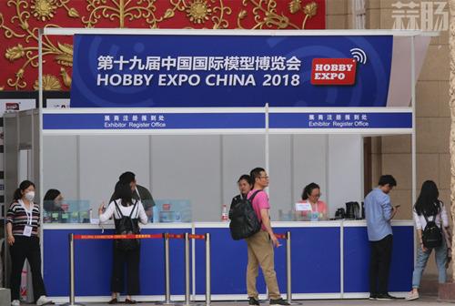 还是老地方——提前探馆第十九届中国国际模型博览会 模玩 第15张