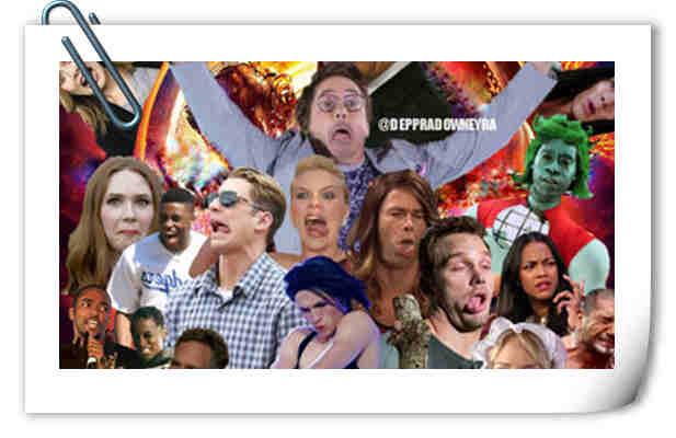 这是正确的打开方式?《复仇者联盟3》公开全新极清新海报!