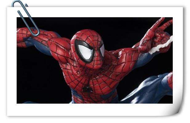 跃动感满满!蜘蛛侠「CREATOR×CREATOR」系列景品手办化!