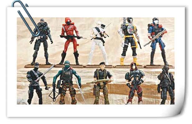 派拉蒙和孩之宝达成新一期合作协议 G.I.Joe特种部队电影将重启