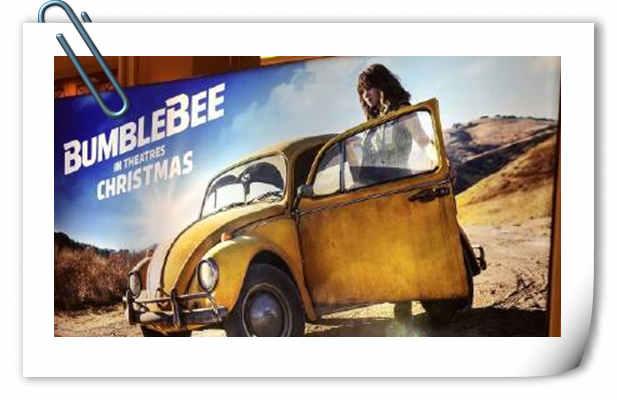 非常可爱!变形金刚系列单机电影《大黄蜂》新情报!