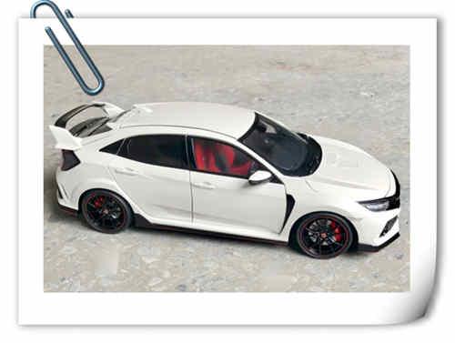 AUTOart 1:18 本田 Civic Type R预产样品公布