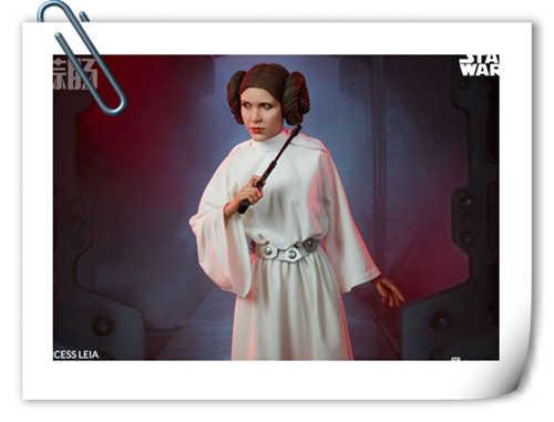 Sideshow公布星球大战:新希望 - 莱亚公主雕像官图