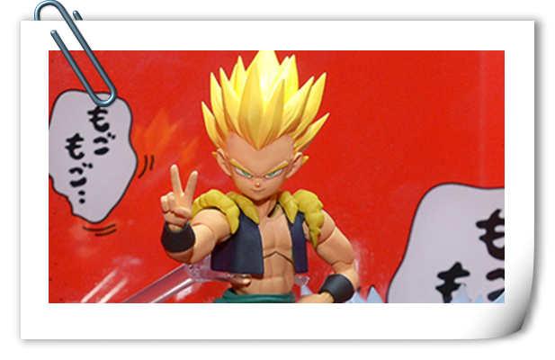 SHF龙珠 超級赛亚人 悟天克斯10月发售