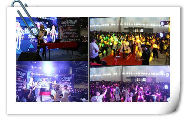IDO26漫展创两天观展人数新高 13万二次元万名COSER齐聚盛典!