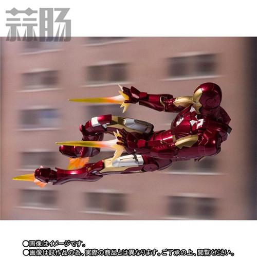 魂商店 SHF 钢铁侠MK7 全新官图来袭! 模玩 第4张