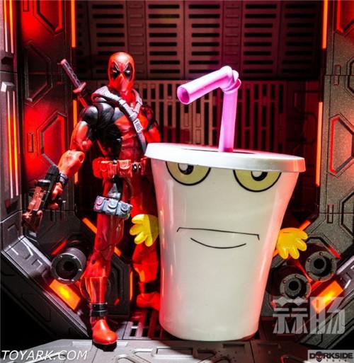 Hasbro Marvel Legends 系列死侍开盒图新鲜来袭! 模玩 第7张