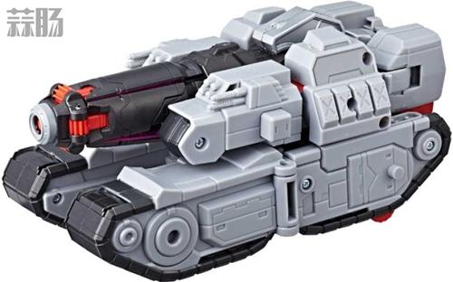 孩之宝《Transformers Cyberverse》U级威震天和擎天柱设定图公开 变形金刚动态 第2张