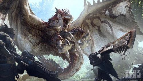 卡普空游戏《怪物猎人》电影化 今年九月即将开拍? 二次元 第1张