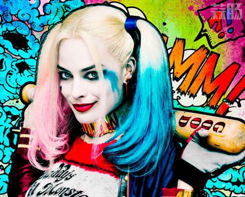 小丑女 哈莉·奎茵大电影《猛禽小队》或于明年1月开拍! 动漫 第2张