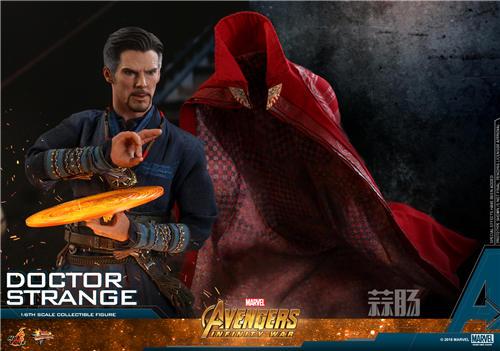 Hot Toys《复仇者联盟3: 无限战争》奇异博士1:6比例珍藏人偶 模玩 第5张