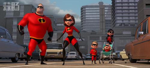 皮克斯《超人总动员2》确认6月22日国内上映 看超能奶爸如何完成带娃任务? 动漫 第2张