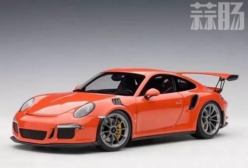 AUTOart发布1:18比例保时捷模型 汽车模型 第1张