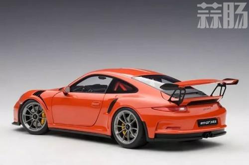 AUTOart发布1:18比例保时捷模型 汽车模型 第2张