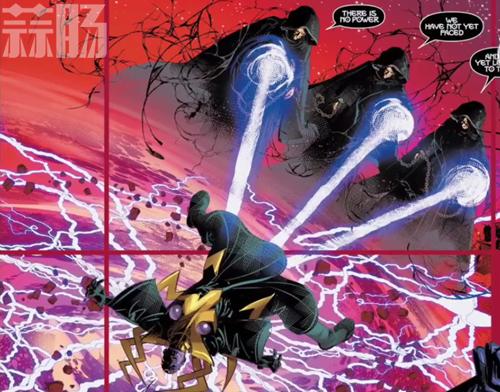 一个响指毁了半个宇宙的灭霸也曾险些丧命丨聊一聊灭霸惨败的一战 动漫 第3张