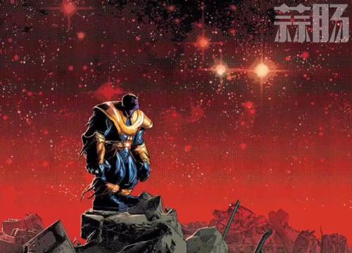 一个响指毁了半个宇宙的灭霸也曾险些丧命丨聊一聊灭霸惨败的一战 动漫 第11张