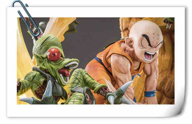 Tsume-Art HQS 系列《七龙珠Z》小林1/6 场景雕像作品更新官图!