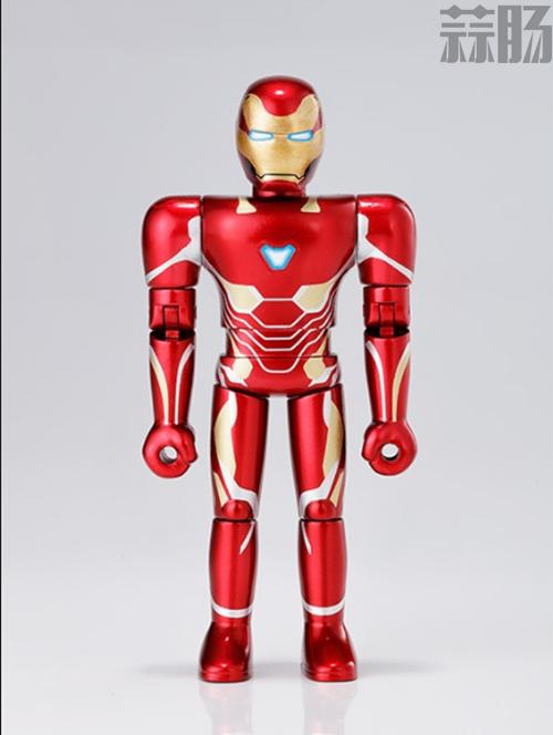 万代推出《复仇者联盟3》钢铁侠MK50,11月发售 模玩 第2张