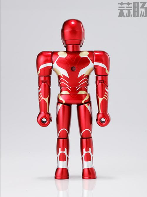 万代推出《复仇者联盟3》钢铁侠MK50,11月发售 模玩 第1张