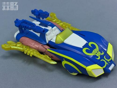 变形金刚x《街头霸王》特别版玩具实物图流出 变形金刚 第4张