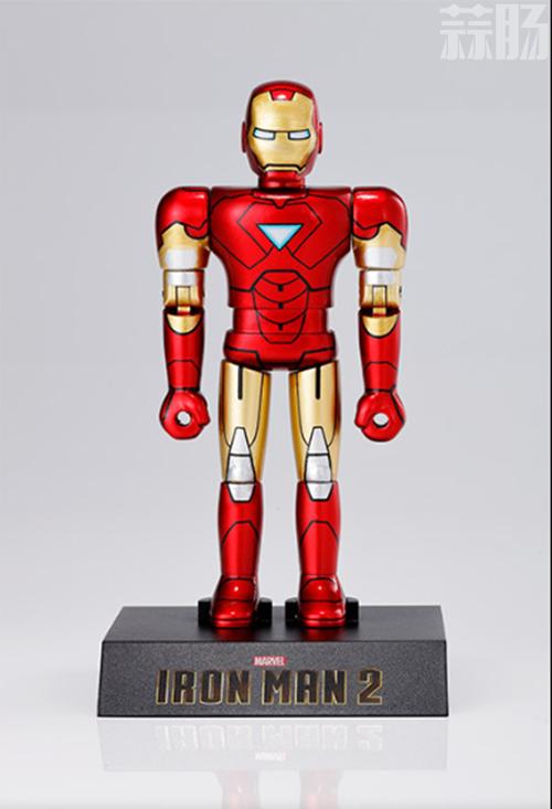 万代公开超合金HEROES系列 钢铁侠MK6官图 模玩 第3张