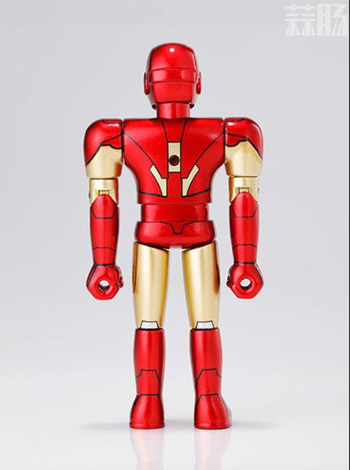 万代公开超合金HEROES系列 钢铁侠MK6官图 模玩 第2张