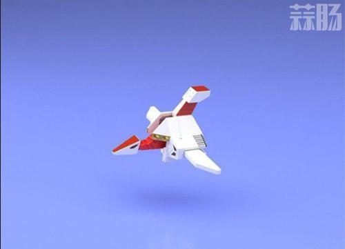 万代食玩 忍者合体 隐将军 & TSUBASAMARU 套装官图来袭! 模玩 第4张