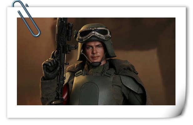 《游侠索罗:星球大战外传》汉•索罗(Mudtrooper) 1:6比例珍藏人偶