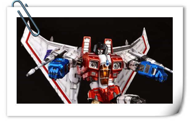 Imaginarium Art's Starscream.红蜘蛛雕像官图更新!