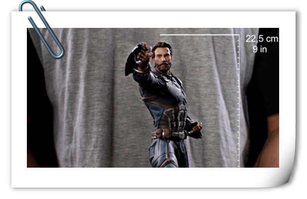 Iron Studios 1/10《复联3:无限战争》美国队长雕像来袭!