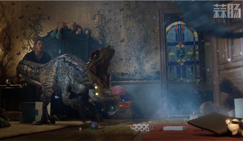 《侏罗纪世界2》今天开始全球公映!荷兰弟发文支持 动漫 第2张
