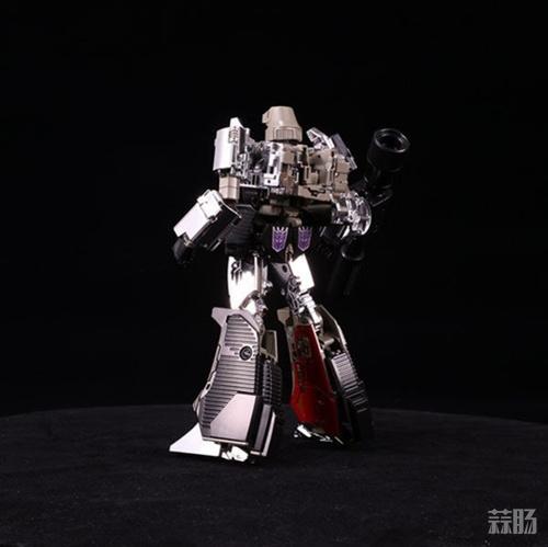 TakaraTomy MP36+ G1玩具色威震天官图来袭! 变形金刚动态 第2张