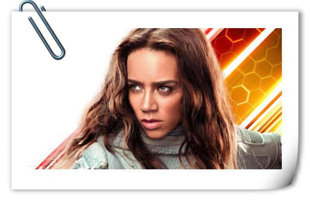 《蚁人2:黄蜂女现身》六大角色海报公开!网友:反派也吸粉!