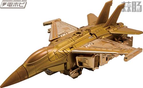 日版变形金刚35周年金礁湖系列 金色MP10擎天柱官图公布 变形金刚动态 第4张