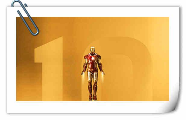 庆祝漫威电影宇宙诞生10周年!32张全角色海报公开!