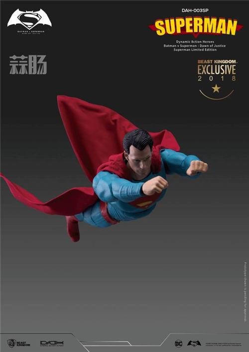 2018SDCC圣地亚哥限定1/9漫画色蝙蝠侠&超人&神奇女侠  神奇女侠 超人 蝙蝠侠 模玩  第2张